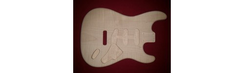 Drewno na gitary